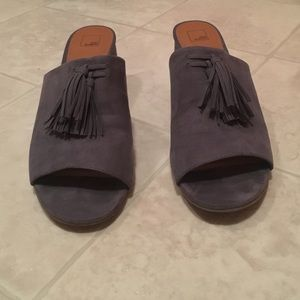 14th and Union block heel shoes size 13